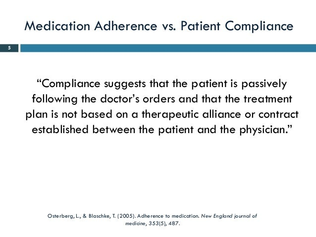 non adherence to medication and doctor patient relationship articles