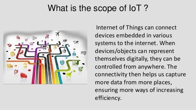internet of things basics pdf