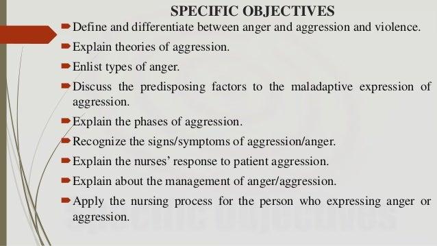 Anger/Aggression Management slideshare Slide 2