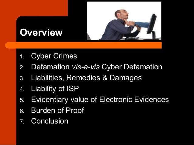 cyber space a burden or a Hazelwood & koon-magnin – cyber stalking and cyber harassment legislation in the united states: a qualitative analysis alabama , south ,.