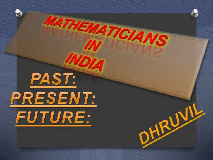HISTORYO Indian mathematics emerged in the Indian subcontinent from 1200 BC until the end of the 18th century. In the clas...
