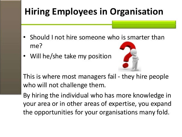all organizations would benefit from hiring the smartest people they can get View post 1docx from bus 1100 at north texas 1 all organizations would benefit from hiring the smartest people they can get do you agree or disagree with this statement.