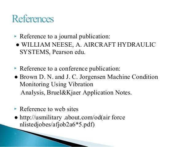 Aircraft Hydraulic System Pdf