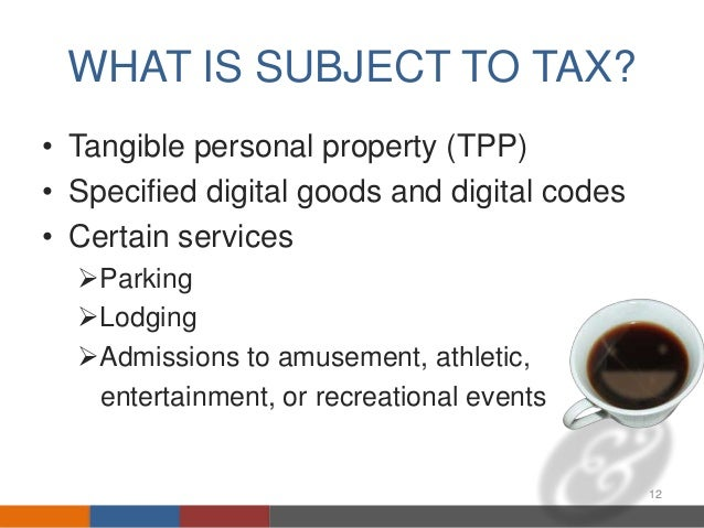 What Is Taxable Wisconsin Personal Property Tax