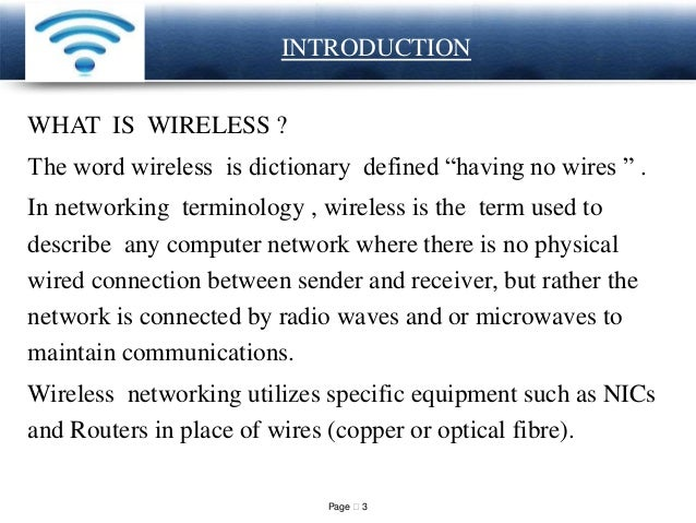 compare and contrast any one wired and wireless communication medium There are also disadvantages to wireless networks, however, especially when you compare them with wired networks, which generally maintain a faster internet speed and are more secure below, i have listed all of the above points, plus the other main advantages and disadvantages of a wireless network.