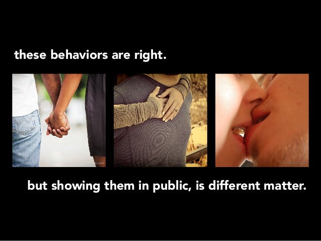 a discussion of showing affection in public Showing affection in public can be determined by different acts of intimacy it can be anywhere from a whisper to a shout it can also range anywhere from a touch of hands to a touch of somewhere else (wu, 2001).