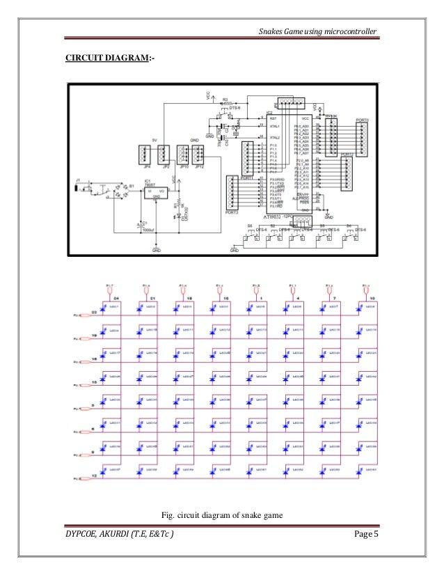 Awe Inspiring Snake Game Wiring Database Lotapmagn4X4Andersnl