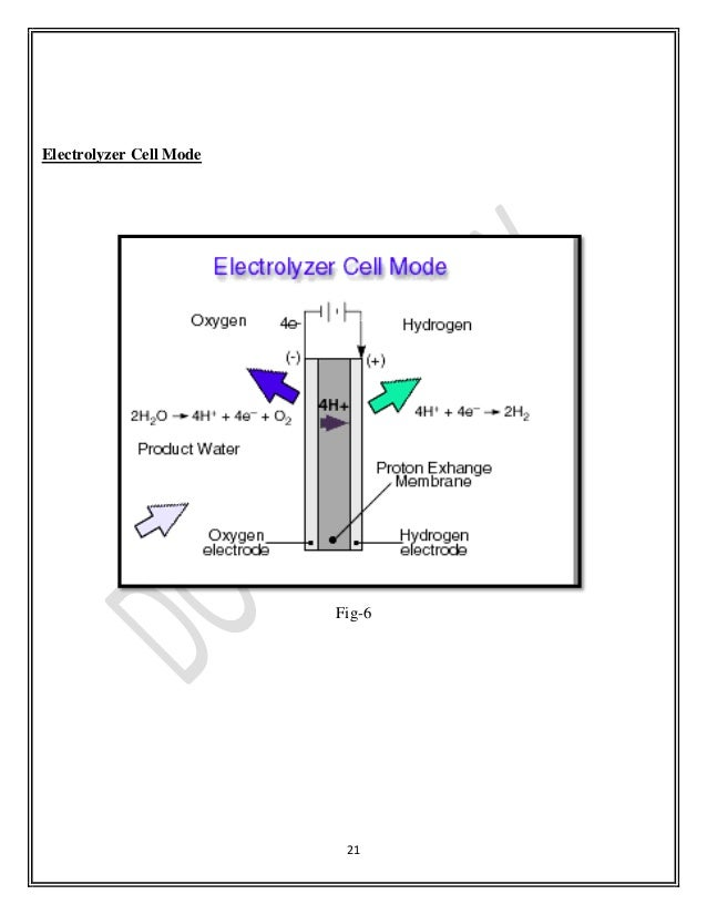 seminar report on nano fuel cell