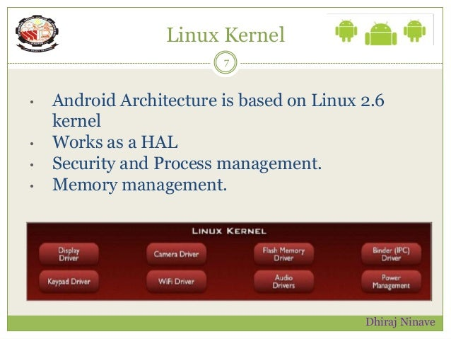 Android os process management