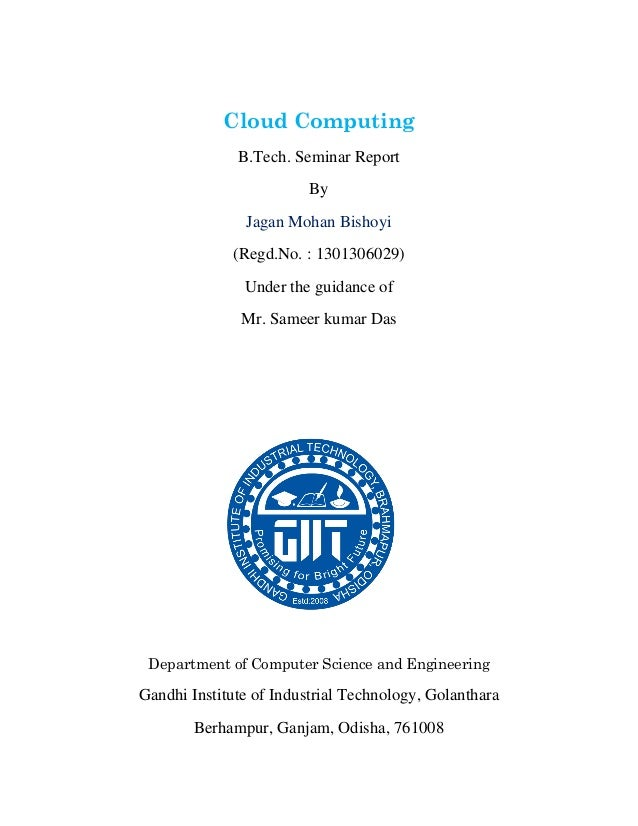GRID COMPUTING SEMINAR REPORT DOWNLOAD