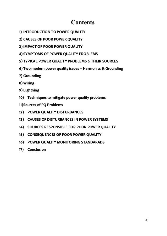 Power Quality Pdf