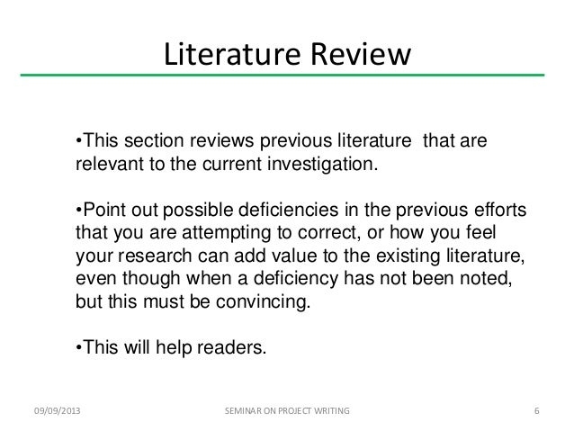Review Paper    Introductions SlideShare