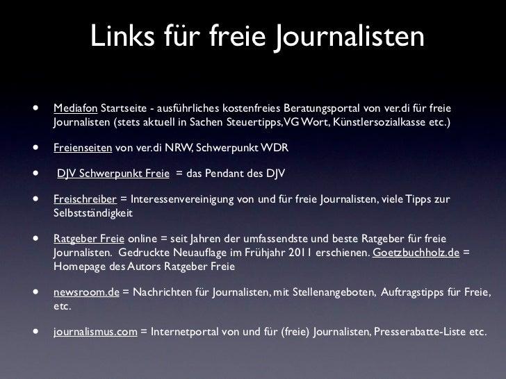 Journalismus Com