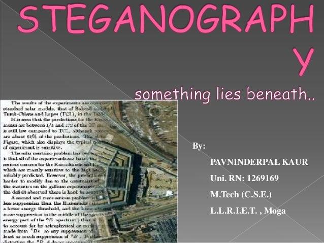 By: PAVNINDERPAL KAUR Uni. RN: 1269169  M.Tech (C.S.E.) L.L.R.I.E.T. , Moga
