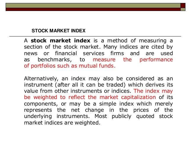 Equity market indices супер прибыльный робот для форекса