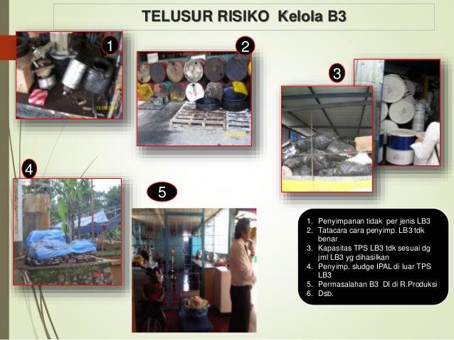 TELUSUR Risiko FASILITAS Gudang, YanFar & Tempt tidur px