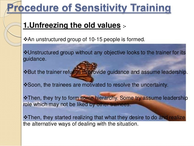 Sensitivity Training And Emotional Intelligence