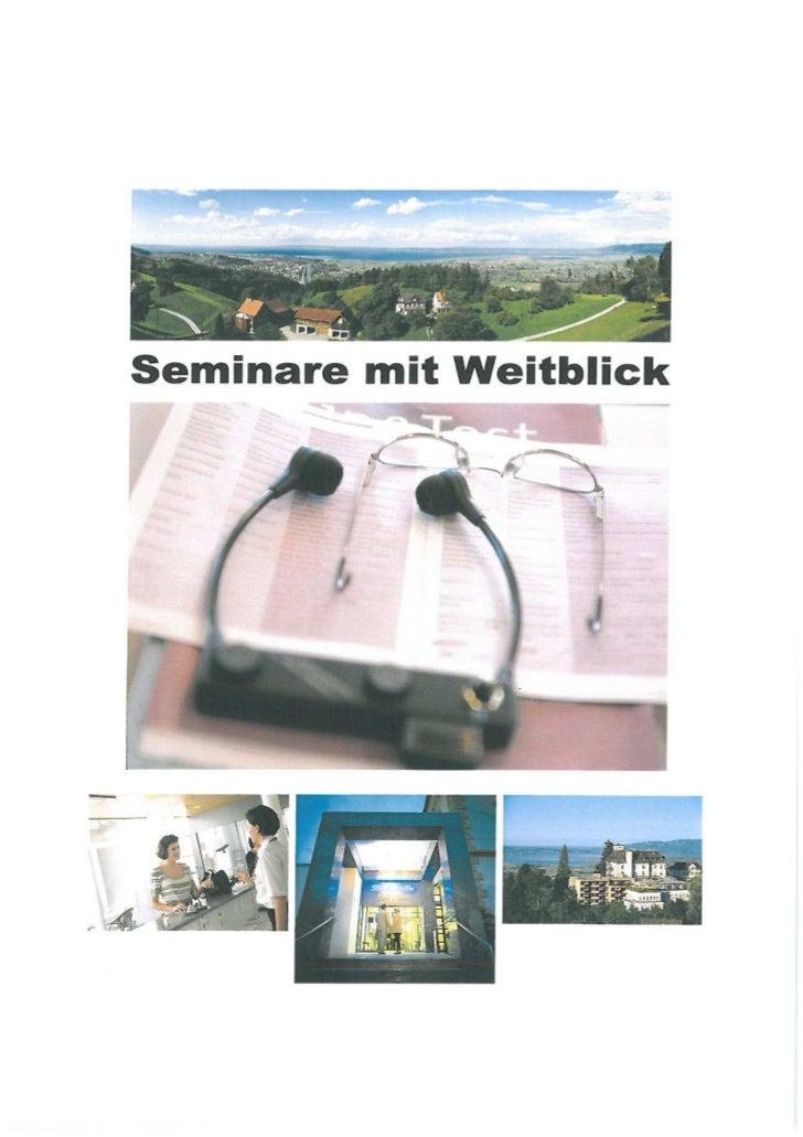 Seminar-Dokumentation