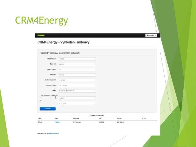 CRM4Energy