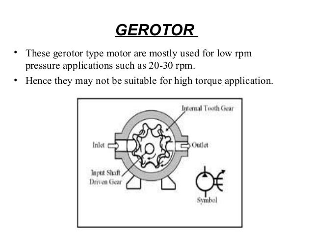 Seminor on air motors