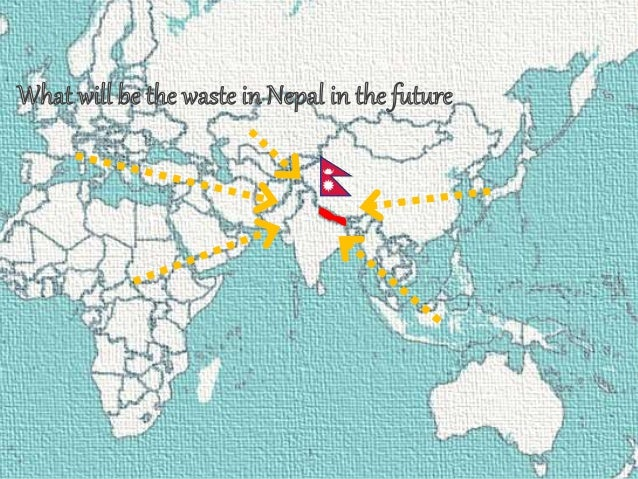 Seminor think about waste in nepal with local cases and