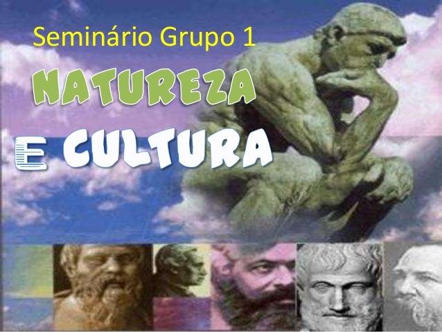 Seminário Grupo 1