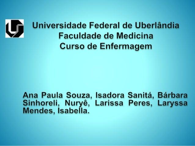 O programa Saúde da Família (PSF) apresenta- se no atual cenário da política da saúde brasileira como um modelo de atenção...