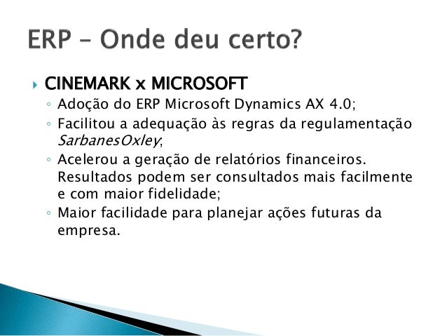 enterprise resource planning of nike Where enterprise resource planning goes wrong  when everything goes smoothly with these so-called enterprise resource planning projects, the ratio of savings to dollars invested typically .