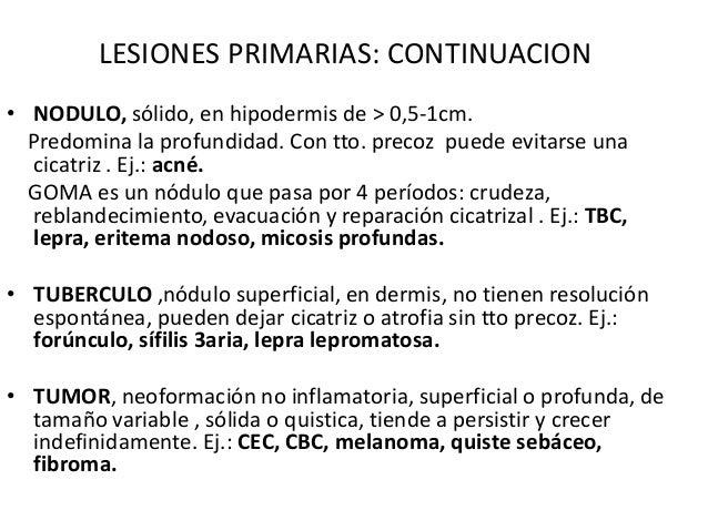 Semiologia De La Piel Y Anexos Cutaneos