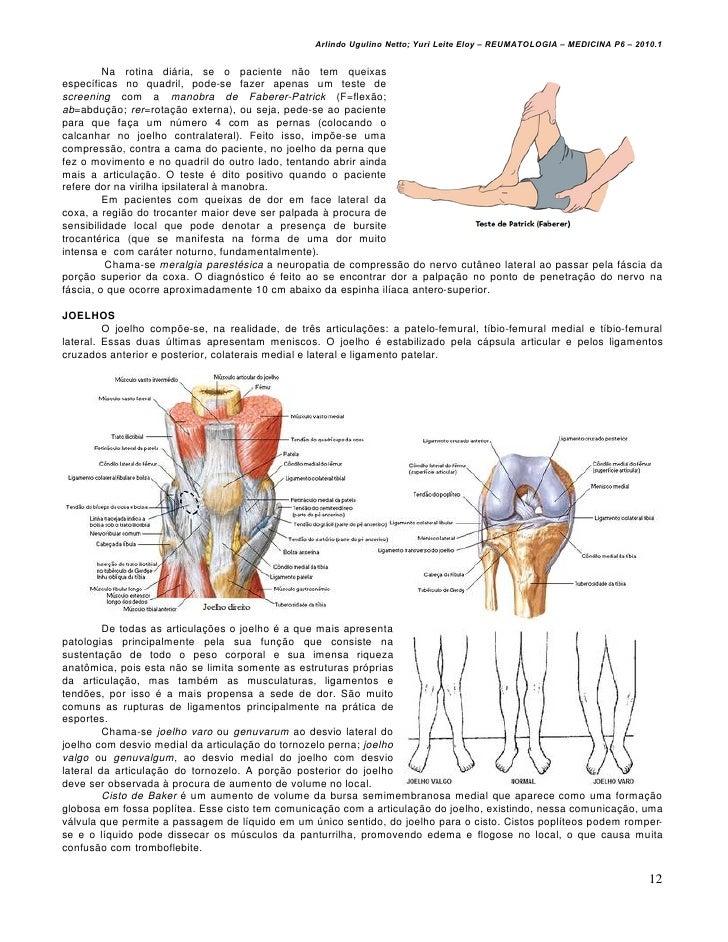 Semiologia 07 reumatologia - semiologia reumatológica pdf
