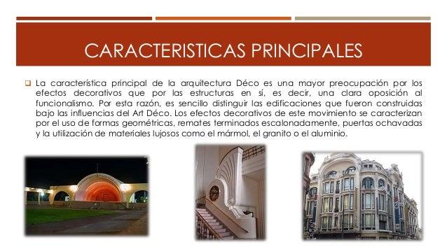 Semiotica art deco - Art deco caracteristicas ...