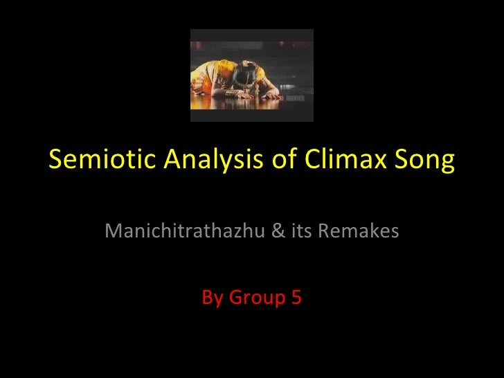 semiotic analysis of a music video 3 1 semiotic analysis i face this assignment—explaining semiotics and showing how it can be applied to television and popular culture to those who know.