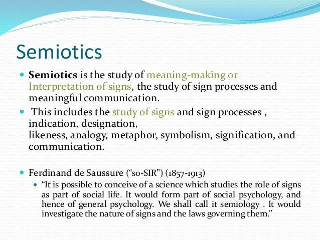 semiotics of architectural semiotics The field of architectural design and industrial design, such as the framework of  product semantics begins with the design semiotics put forward by ulm college.