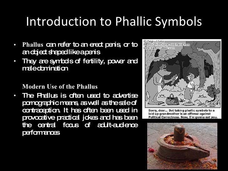 Semiotics Of Phallic Symbolism Slide 2