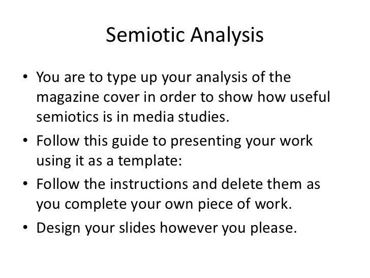 Semiotic Analysis Of Teenage 35