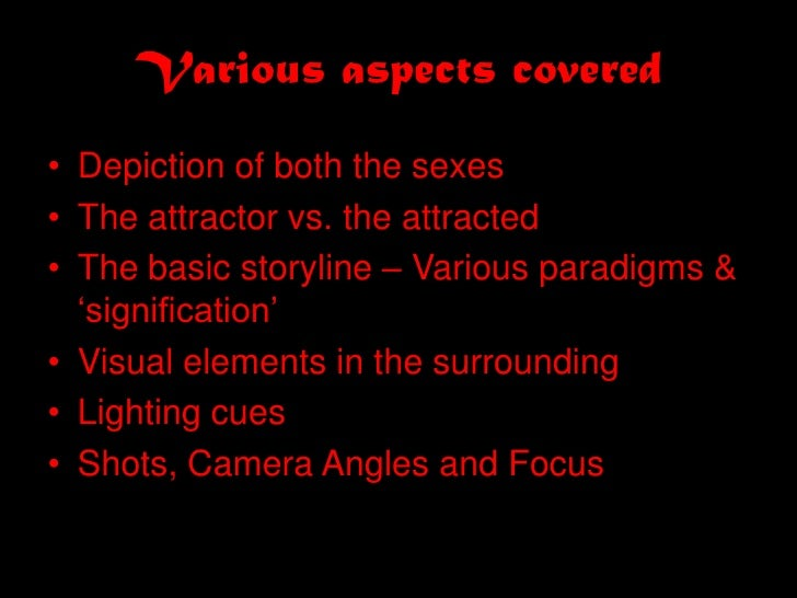 Semiotics Sexual Print Ads Slide 3