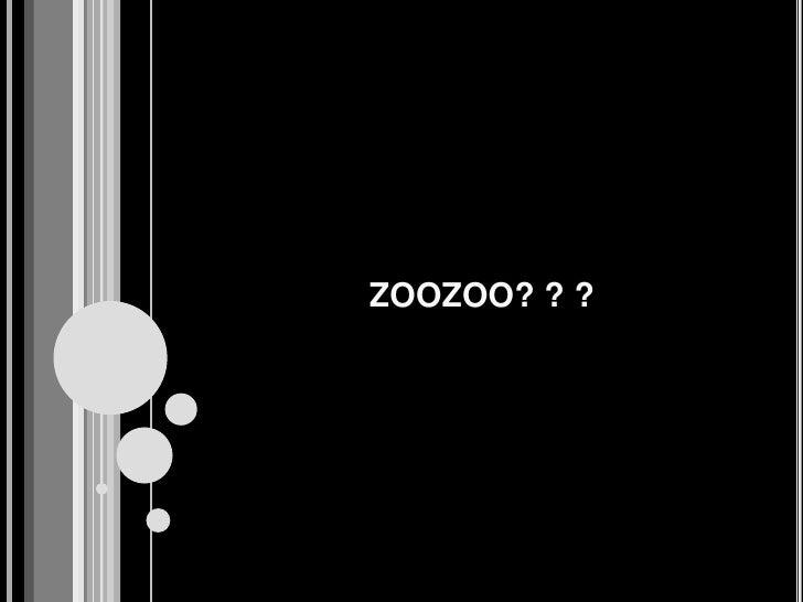 Semiotics Zoozoo Slide 2
