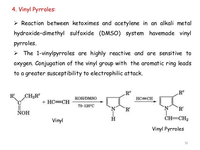 5 Memberd Heterocyclic Compound Pyrrol