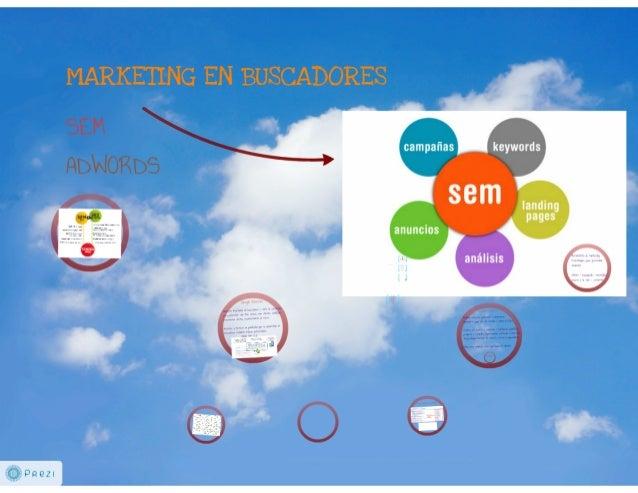 SEM. Marketing en buscadores