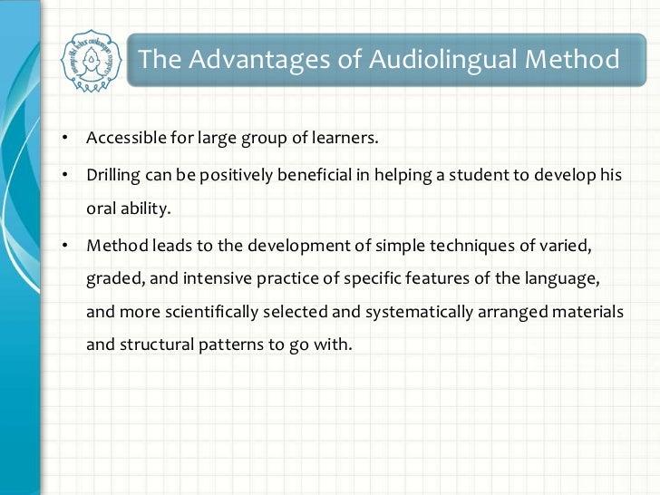 Seminar On Language Teaching ALM