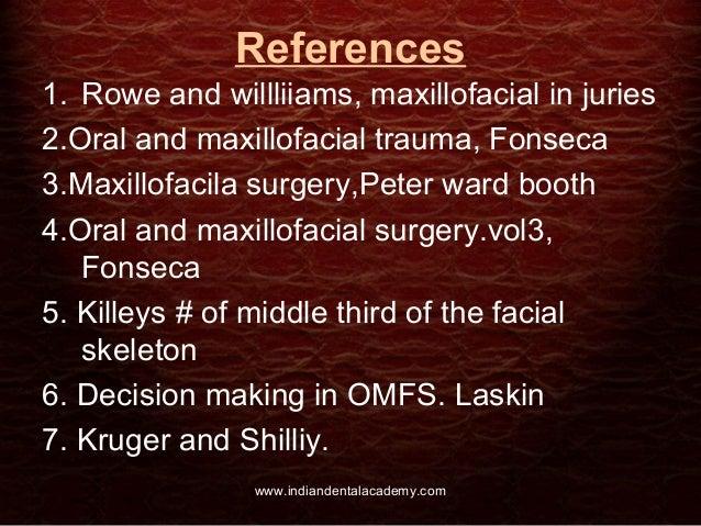 Oral and Maxillofacial Surgery, Volume 16, Issue 3 - Springer