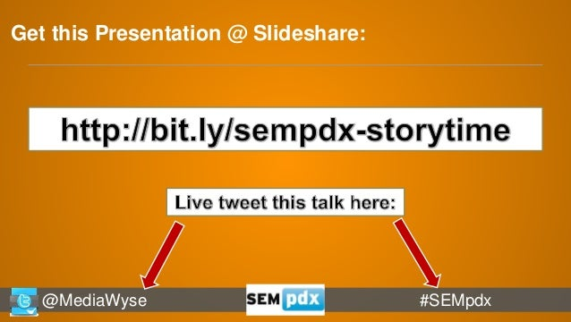 How to Create and Promote Epic Brand Stories Slide 2