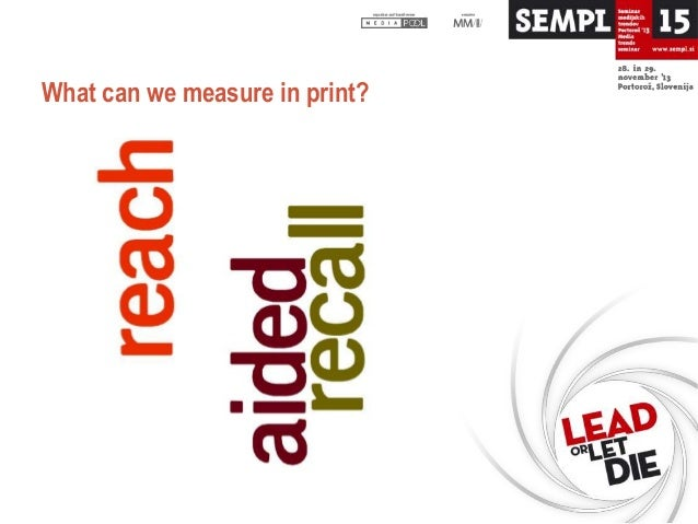 Tell me what you measure and I will tell you how much money do you waste (Damjan Planinc, Saša Stankovič, Interactive.agency) Slide 3