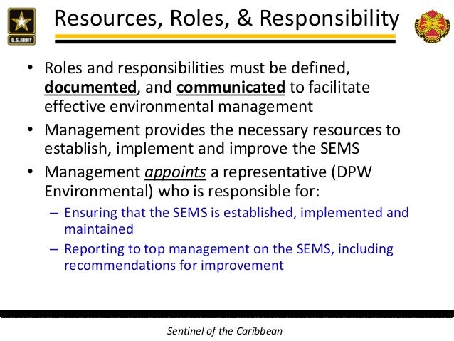 Sems environmental compliance officer awareness training - Qualifications for compliance officer ...