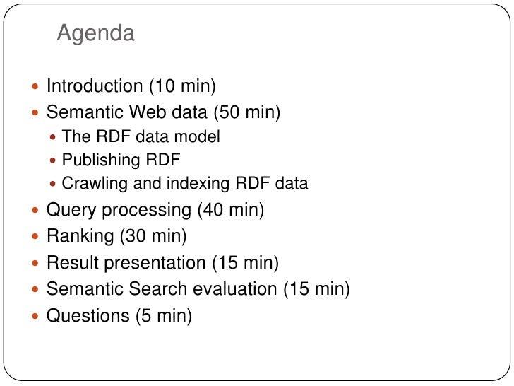 Semantic Search tutorial at SemTech 2012 Slide 3