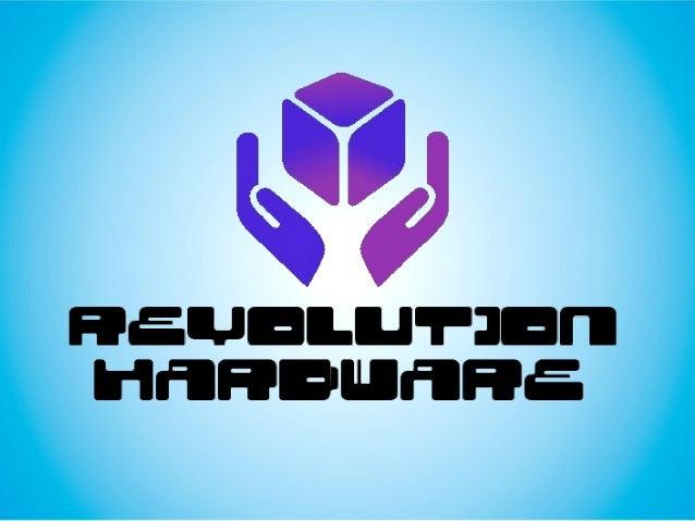HISTÓRIA • A Revolution Hardware surgiu com a união de 7 amigos que sempre queriam trabalhar com tecnologia, porque e uma ...