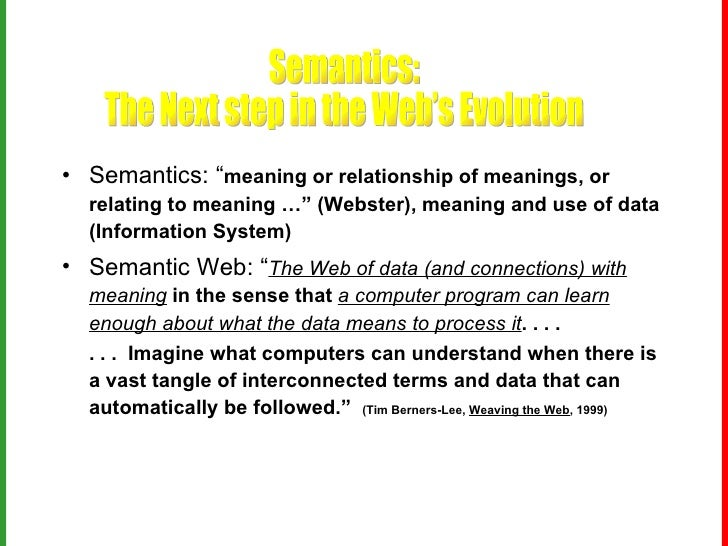 Semantic Web & Information Brokering: Opportunities, Commercialization and Challenges Slide 2
