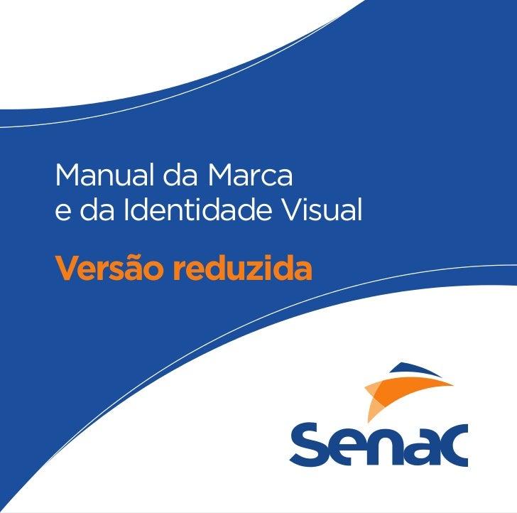 Manual da Marcae da Identidade VisualVersão reduzida