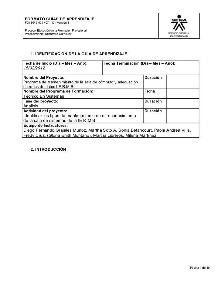Sena guia 1 11 2012
