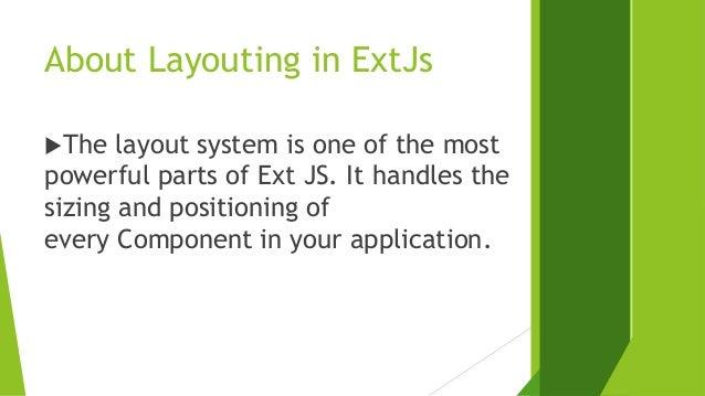 ExtJS Desktop Fundamentals   Pluralsight